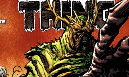 Avant-Première VO: Review Swamp Thing #8