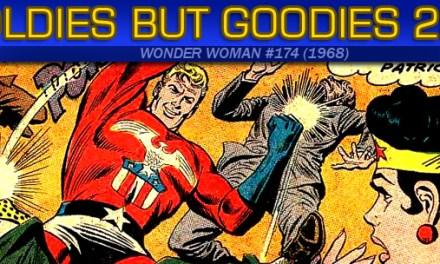 Oldies But Goodies: Wonder Woman #174 (Jan. 1968)