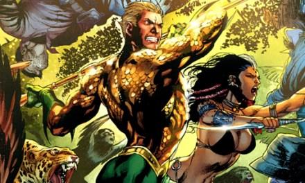 Avant-Première VO: Review Aquaman #9