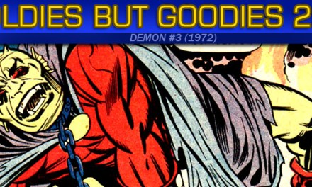 Oldies But Goodies: Demon #3 (Nov. 1972)
