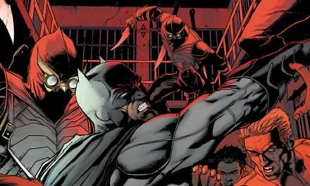 Avant-Première VO: Review Detective Comics #9