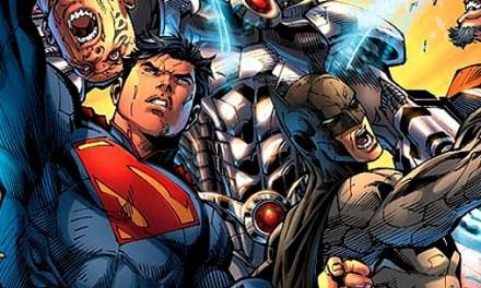 Avant-Première VO: Review Justice League #9