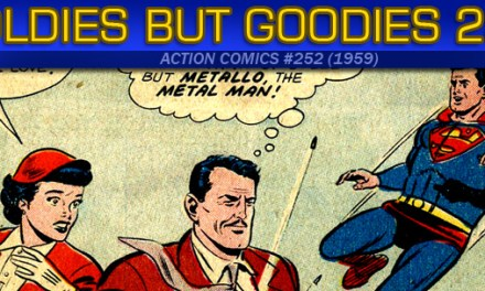 Oldies But Goodies: Action Comics #252 (Mai 1959)