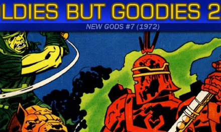 Oldies But Goodies: New Gods #7 (Mars 1972)