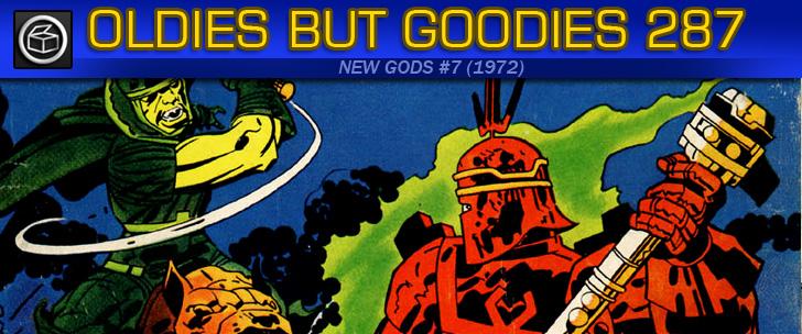 Oldies But Goodies: New Gods #7 (Mars 1972)