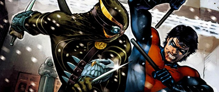 Avant-Première VO: Review Nightwing #9