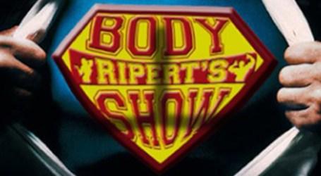 Insolite: Geeks & Bodybuilders @ Ripert's Body Show 2012