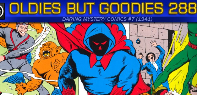 Oldies But Goodies: Daring Mystery Comics #7 (1941) (3)