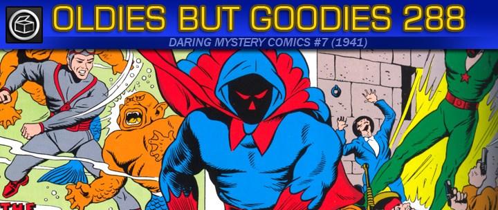 Oldies But Goodies: Daring Mystery Comics #7 (1941) (3)