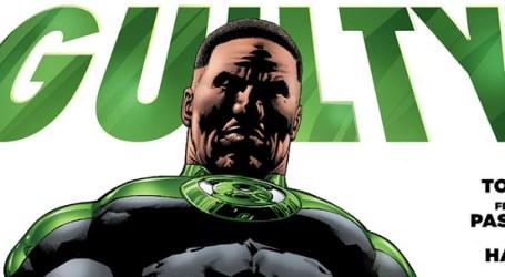 Avant-Première VO: Review Green Lantern Corps #10
