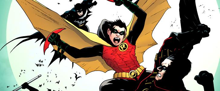Avant-Première VO: Review Batman & Robin #10