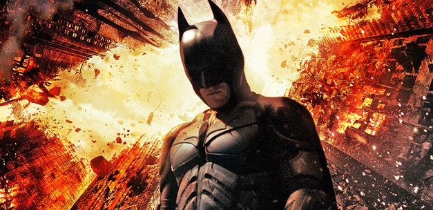 Cinéma: The Dark Knight Rises