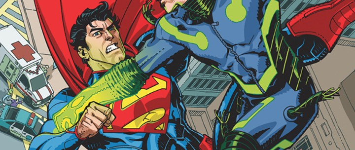 DC Comics In October 2012: DC Universe