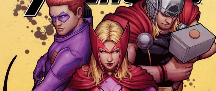 Avant-Première VO: Review Dark Avengers #178