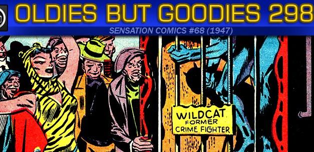 Oldies But Goodies: Sensation Comics #68 (Août 1947)