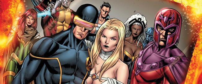 Marvel In October 2012: X-Men & Mutants