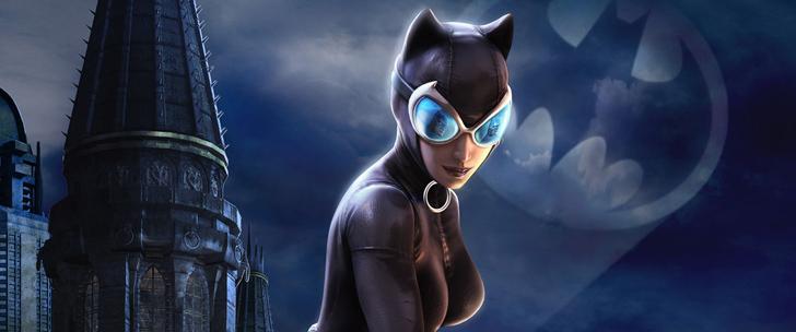 Catwoman Rises !