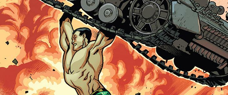 Avant-Première VO: Review Captain America & Namor #635.1