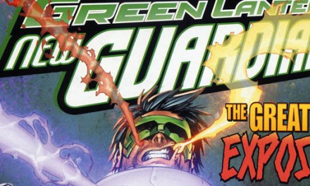 Avant-Première VO: Review Green Lantern: New Guardians #12