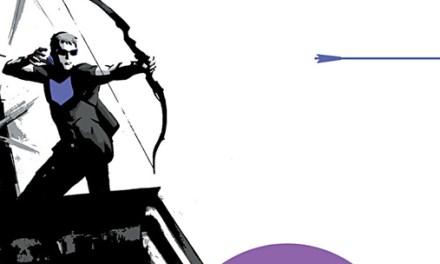 Avant-Première VO: Review Hawkeye #1