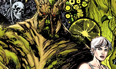Avant-Première VO: Review Swamp Thing #12