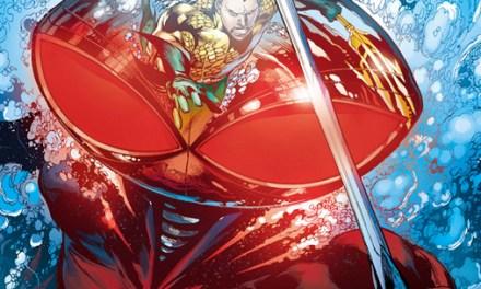 Avant-Première VO: Review Aquaman #12