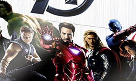 Plus de 330.000 DVD Avengers vendus en France !