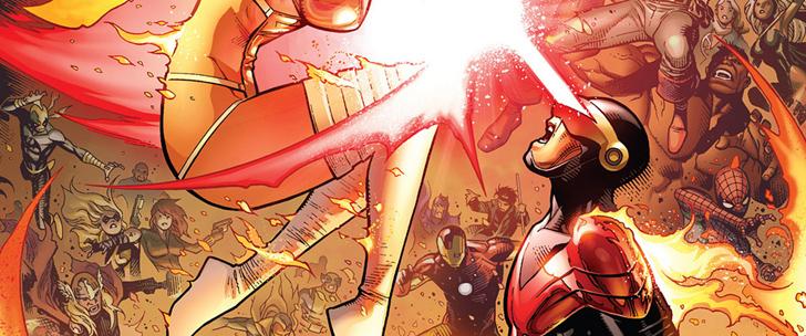 Avant-Première VO: Review Avengers vs. X-Men #11