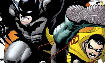 Avant-Première VO: Review Batman & Robin #0