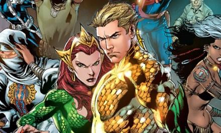Avant-Première VO: Review Aquaman #13