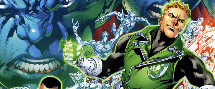 Avant-Première VO: Review Green Lantern Corps #13