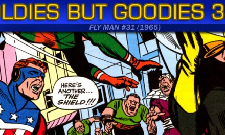 Oldies But Goodies: Fly-Man #31 (1965)