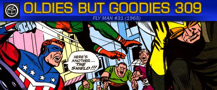Oldies But Goodies: Fly-Man #31 (1965)