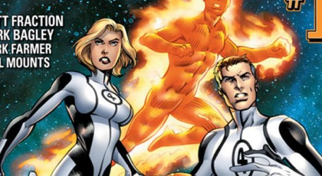 Preview: Fantastic Four #1 (Marvel NOW!)
