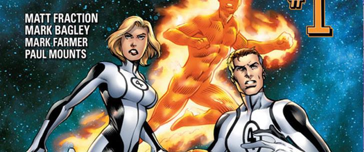 Preview: Fantastic Four #1 (Marvel NOW!)