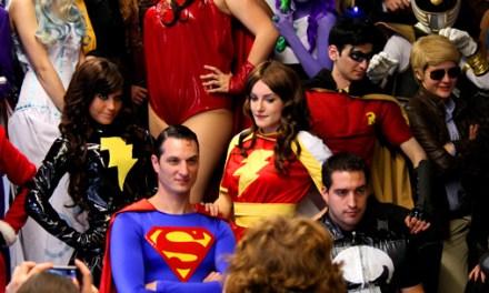 Paris Comics Expo 2012, Jour 1, les photos