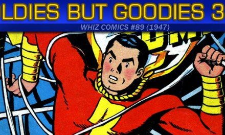 Oldies But Goodies: Whiz Comics #89 (Sept. 1947)