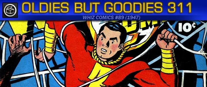 Oldies But Goodies: Whiz Comics #89 (Sept. 1947)