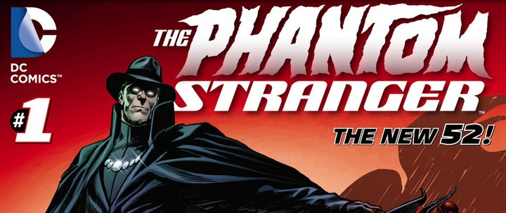 Avant-Première VO: Review Phantom Stranger #1