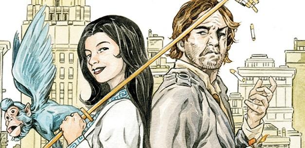 DC Comics In January 2013: Vertigo & Others
