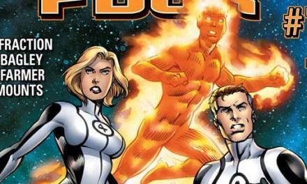 Avant-Première VO: Review Fantastic Four #1
