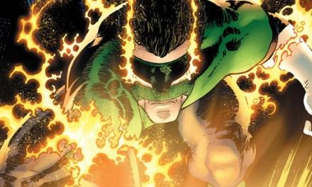 Avant-Première VO: Review Green Lantern: New Guardians #14