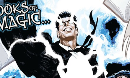 Avant-Première VO: Review Justice League Dark Annual #1
