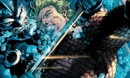Avant-Première VO: Review Aquaman #15