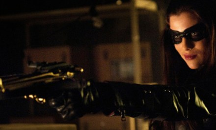 Arrow S01E08