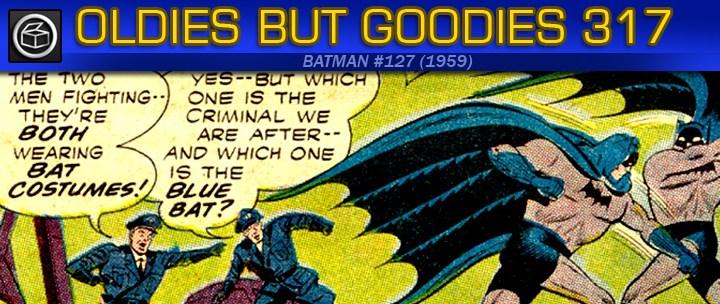 Oldies But Goodies: Batman #127 (Oct. 1959)