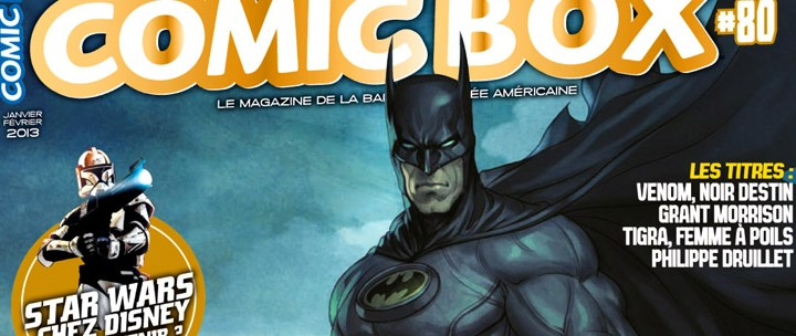 Preview: Comic Box #80