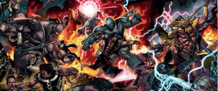 Preview: Deathmatch #1