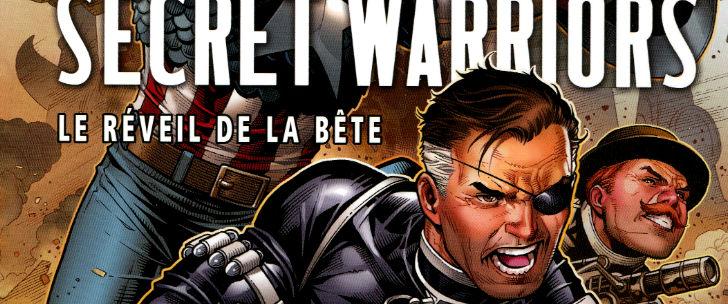Trade Paper Box #75: Secret Warriors T2 - Le réveil de la bête