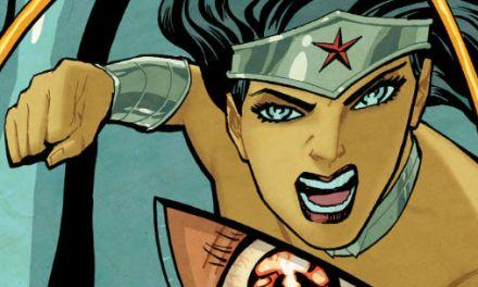 Avant-Première VO: Review Wonder Woman #15